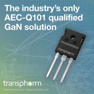 First Automotive-Qualified GaN FETs