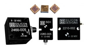 MEMS Capacitive Accelerometer and LCC/JCC Chip Offerings Expanded for Automotive Testing