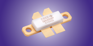 50V GaN HEMT Family Released with a High Efficiency 3.0GHz 250W Device