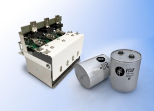 Special Capacitors for Wind Power