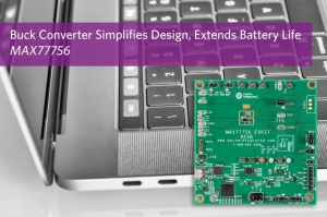 Extend Battery Life of USB Type-C™ Devices with Flexible Buck Converter