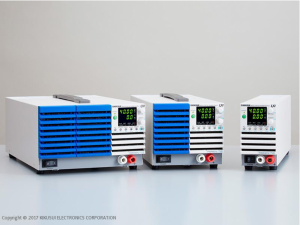 Wide-Range Bench Top DC Power Supply