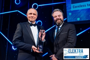 Power System Product of the Year Awarded in Recognition of Technical Prowess in Power Supply Design