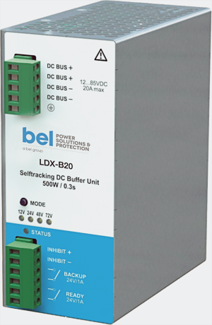 New LDX-B20 DIN Rail Mounted Buffer Module Announced
