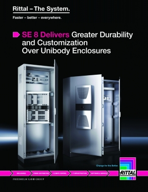 SE 8 Enclosures Offer Better Value and Durability  Than Unibody Enclosures