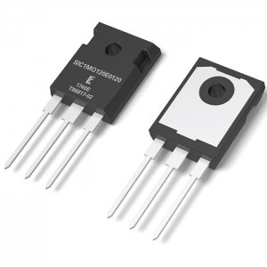 1200V SiC MOSFETs with Ultra-Low On-Resistances Introduced at APEC 2018
