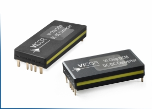 DC-DC Converter Family Powers Modern Railway Applications