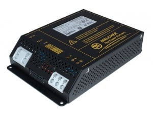 Bel Power Solutions Announces Melcher RCM Chassis-Mount 500 W, 1000 W DC-DC Converters for Railway Applications