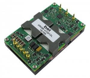 Bel Power Solutions Announces 0RQB-C2Q12LG 156 W Isolated Qtr. Brick DC/DC Converter for Passenger Wi-FI