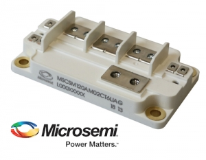 Microsemi Announces Extremely Low Inductance SP6LI Package Dedicated to SiC MOSFET Technology