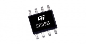 STMicroelectronics' STCH03 Offline Pulse-Width Modulation Controller Boosts Efficiency and Stability of Ultra-Low Standby Power Supplies