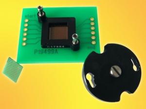 52 GHz Bandwidth Socket for BGA121 Package