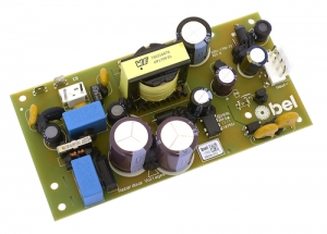 Bel Power Solutions Announces ABH50 Series 50 W Open Frame Power Supply
