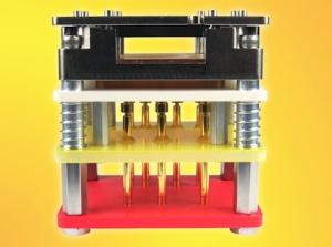 25 Amp Spring Pin Socket for DC/DC Converter
