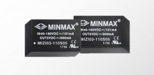 MINMAX Introduces MIZI03 Series within Encapsulated DIP-24 Package