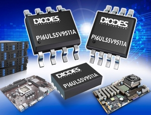 Bidirectional Buffer from Diodes Incorporated Provides Automatic Connection and Isolation for Serial Busses in Hot-Swap Environment