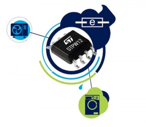 Fully Integrated 12V Power Breaker from STMicroelectronics Adds Safety and Simplifies Design