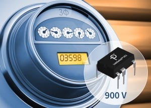 Power Integrations Unveils High-Efficiency Flyback Switcher ICs with Integrated 900V MOSFETs