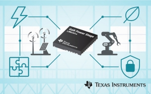 TI Announces New Portfolio of Ready-to-Use, 600V GaN FET Power Stages