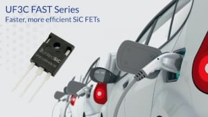 "UnitedSiC Introduces New UF3C ""FAST"" Silicon Carbide FET Series"
