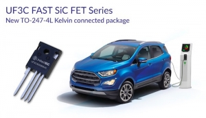 "UnitedSiC Introduces Kelvin Connection Parts into UF3C ""FAST"" FET Series"