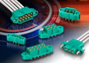 High Reliability 3.00mm Pitch Power Connectors & Cable Assemblies with 10A Current Capacity