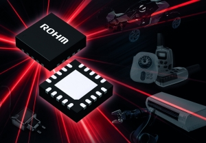 The Industry's Smallest Contactless Current Sensor Featuring Minimum Power Loss