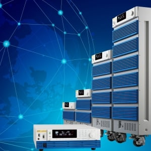 Telonic Instruments introduces compact PCR-WE/WE2 AC/DC power supply range