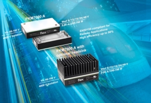 Flex Power Modules Broadens Portfolio to Meet Rising Demand in Industrial and Railways Sectors