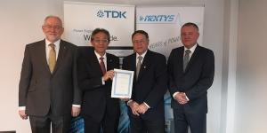 TDK's Subsidiary TDK-Lambda Acquires Nextys SA to Expand Presence in DIN Rail Power Supply Market
