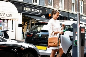 Power On: Expanding the Charging Infrastructure Drives Electromobility