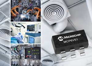 New 45V, Zero-Drift Operational Amplifier Provides Ultra-High Precision Plus EMI Filtering