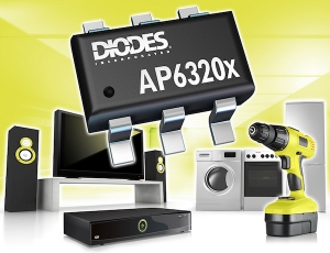 DC-DC Buck Converters from Diodes Incorporated Enable Best-In-Class EMI Performance with Ultra-Low Quiescent Current