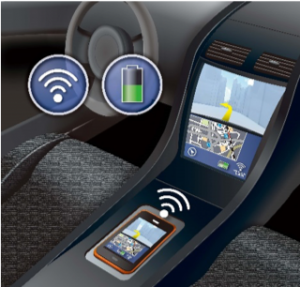 ROHM Provides Automotive-Grade Wireless Charging Solution with NFC Communication