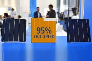 Intersolar Europe 2019 is Already 95% Booked