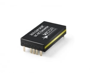 Vicor Introduces Four New Tightly Regulated DC-DC Converter ChiP Modules