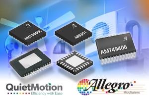Allegro MicroSystems Europe Announces Code-Free FOC Sensorless BLDC Fan Driver