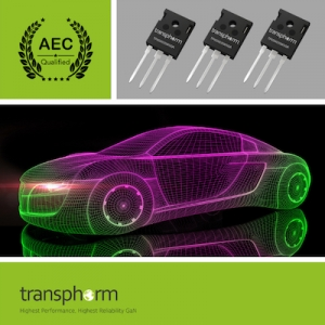Transphorm's Gen III GaN Platform Earns Automotive Qualification