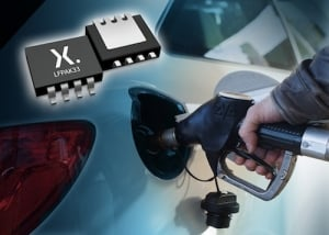 Nexperia Launches 40 V Low RDS(on) Automotive MOSFETs in a 3x3 mm Footprint for Demanding Powertrain Applications