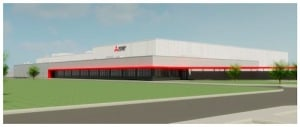 Mitsubishi Electric's New Plant in Czech Republic to Produce Motors and Inverters for Electric Motor Vehicles