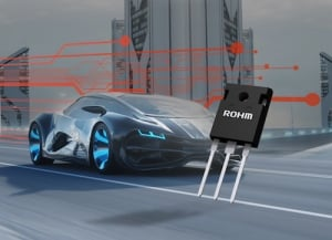 ROHM Now Offers the Industry's Largest* Lineup of Automotive-Grade SiC MOSFETs