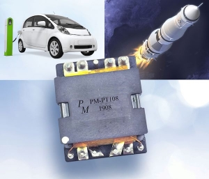 Premier Magnetics Introduces Line of Frequency-Optimized Planar Transformers