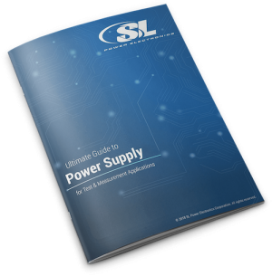 SL Power Electronics Releases its Guide to Power Supplies for Test & Measurement Applications
