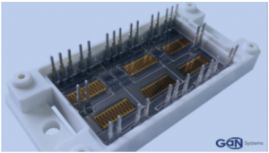 GaN Systems Shows World's Highest Current Rated GaN Power Semiconductors at PCIM 2019