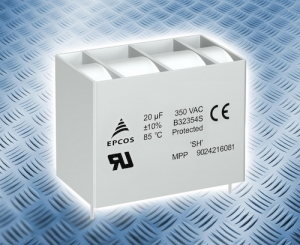 TDK Corporation Announces Series of AC Filter Capacitors with UL 810 Approval