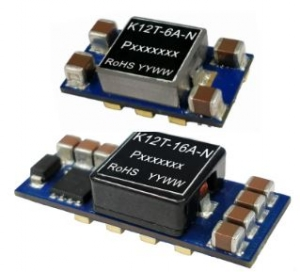 MORNSUN Introduces New 6-16A Non-isolated POL DC/DC Converter K12T Series