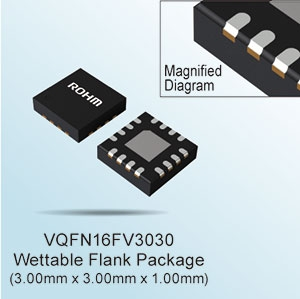 New Power Supply Monitoring IC with Built-In Self-Diagnostic Function that Supports Functional Safety