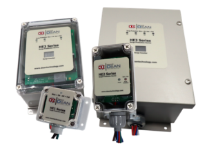 HE Series Thermally Protected, Power Line, Surge Protection Devices