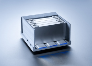 Miba FLEXcooler® Adapts to the Shape of Battery Cells for Electric Vehicles