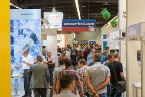 Hot Technology in Cool Halls: Successful Conclusion of the SENSOR+TEST 2019